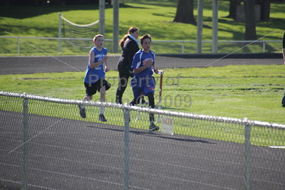 6-8th conference track meet at le-win . 5.13.15