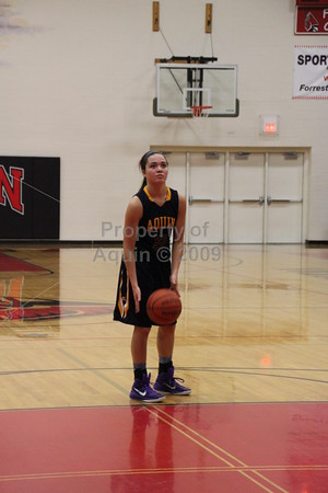 girls bball at forreston . 12.12.14
