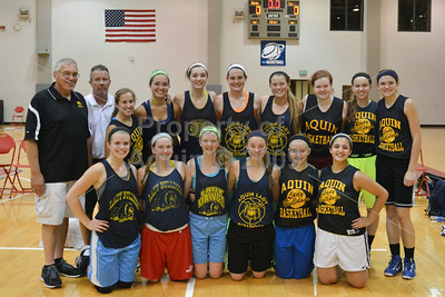 varsity girls ball - monmouth tournament 6/27/14 - 6/28/14